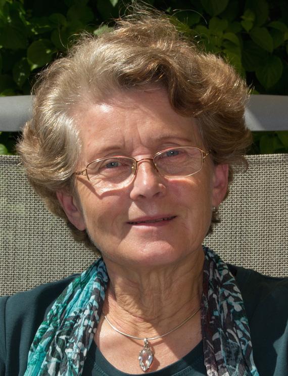 Gudrun Weißpfennig-Portrait