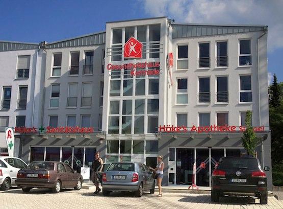 Gesundheitshaus